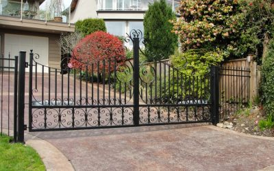 Tips For Maintaining Your Driveway Gate